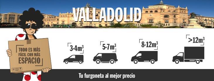 Alquiler de furgonetas en valladolid pepecar - Alquiler de habitacion en valladolid ...