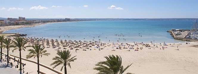 Alquiler de coches en playa de palma mallorca pepecar for Alquiler palma mallorca