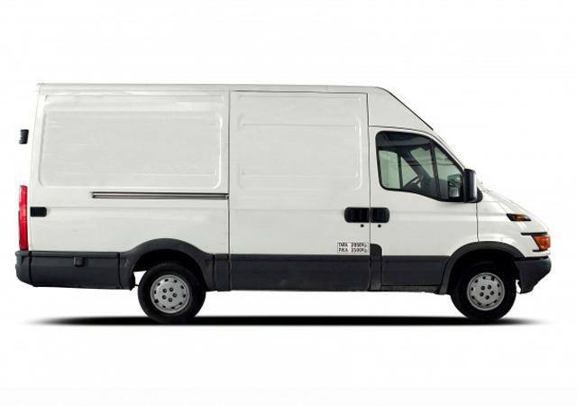 alquiler de furgonetas grandes de 3 y 4 m3. Black Bedroom Furniture Sets. Home Design Ideas